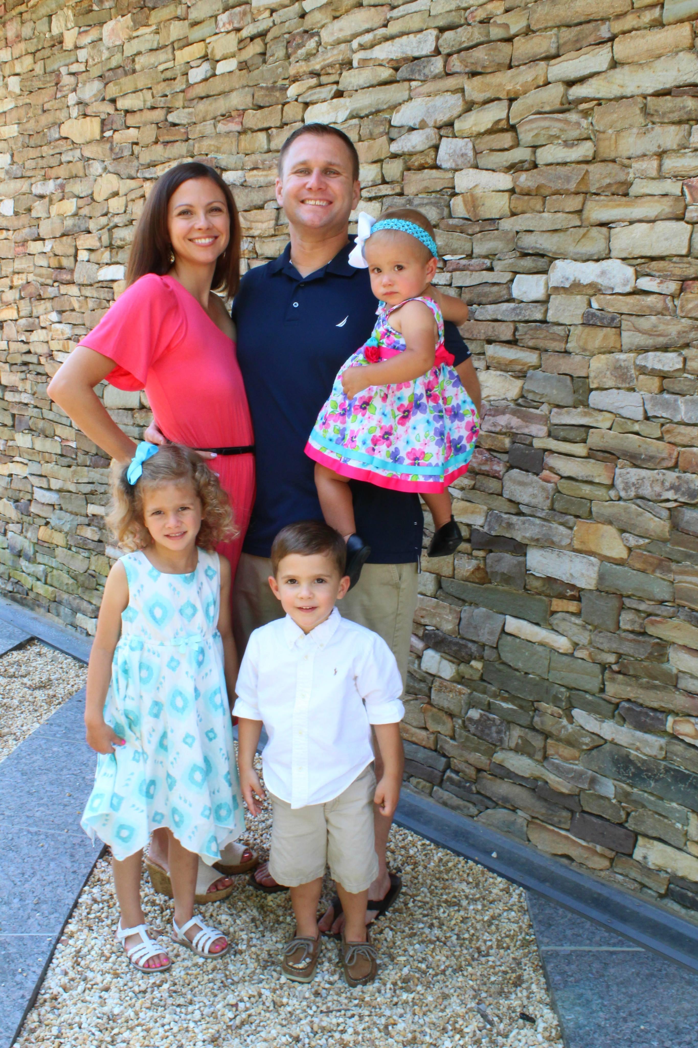 Christina Kenaston an Family