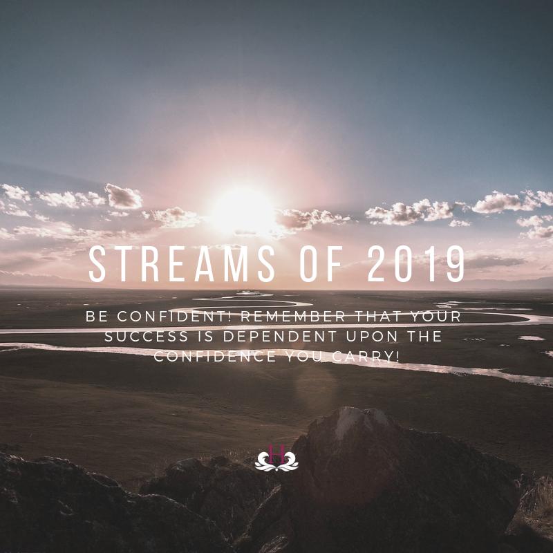 Streams of 2019