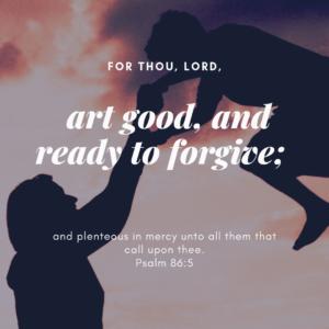 Psalms 86:5