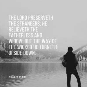 Psalm 146:9