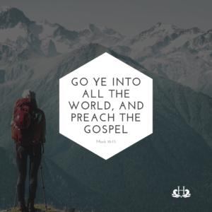 Mark 16:15 scripture