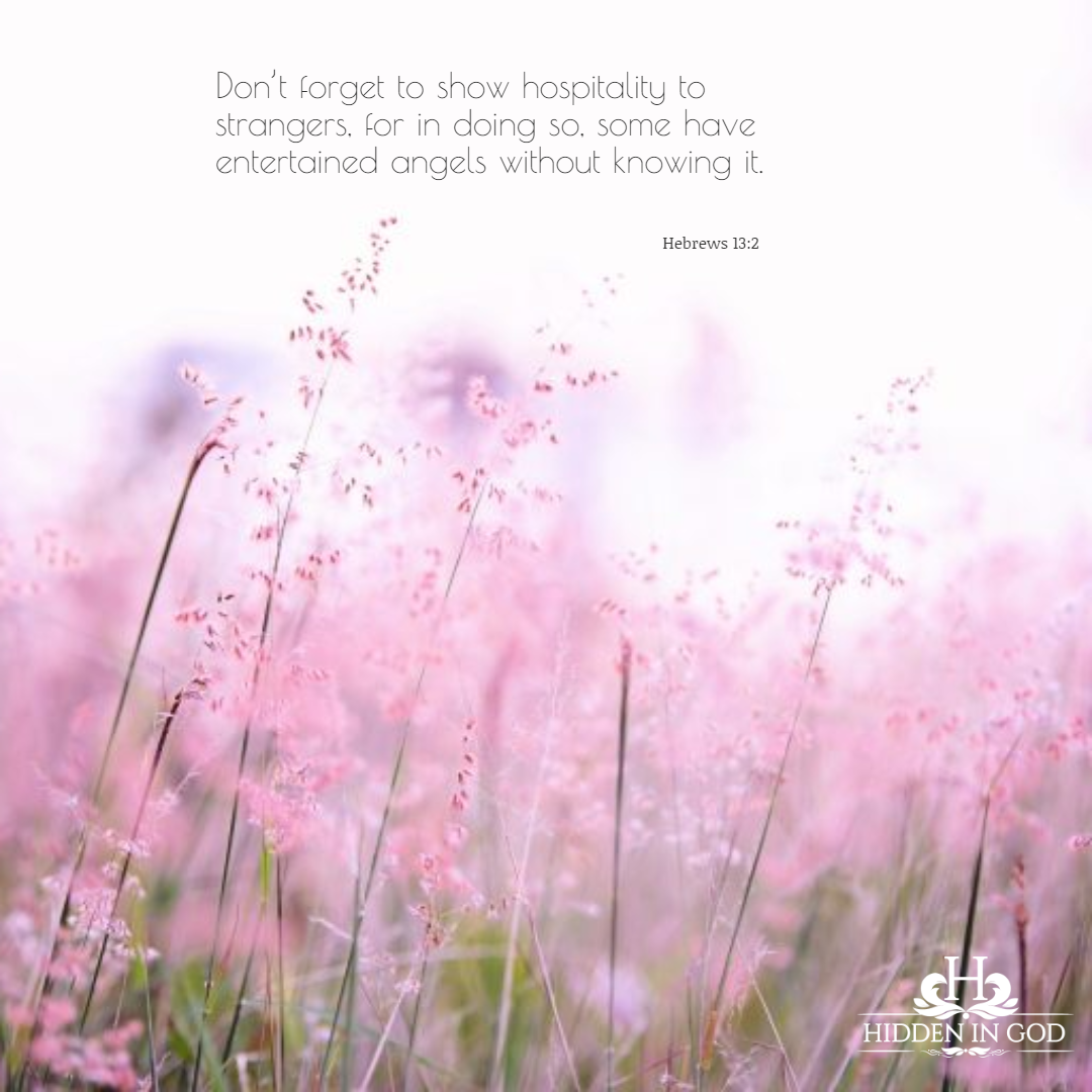 Hebrews 13:2