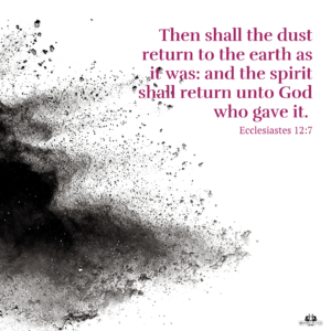 Ecclesiastes 12:7