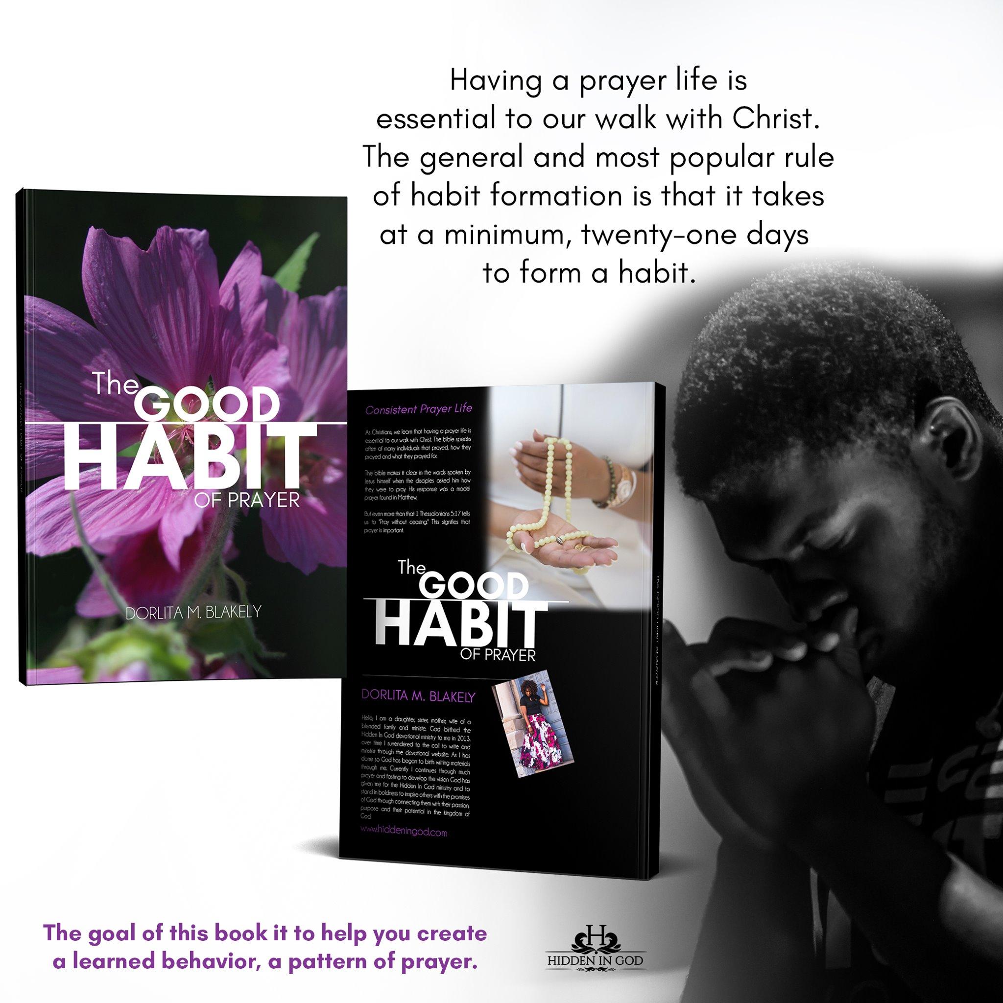 Good habit of prayer ad