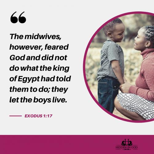 Exodus 1:17